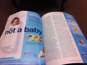 American Baby formula ad