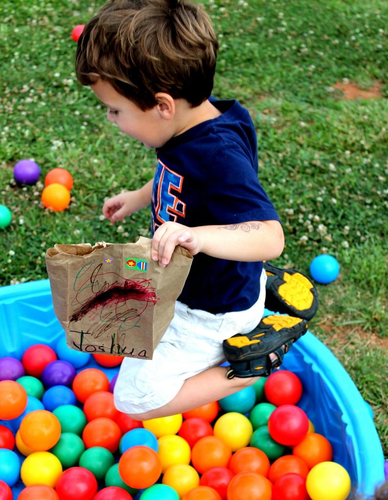 toddler ball pit swimming pool