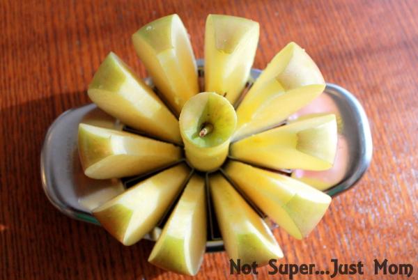 Apple Crisp, Not Super...Just Mom