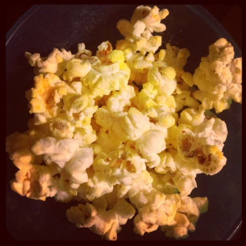 make your own kettle corn