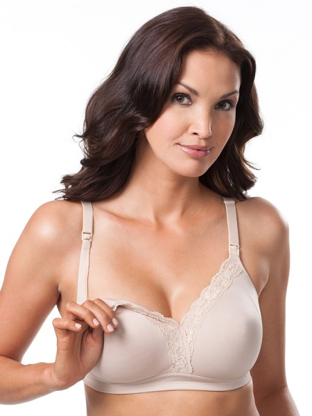 Leading Lady Wirefree Molded Comfort Bra