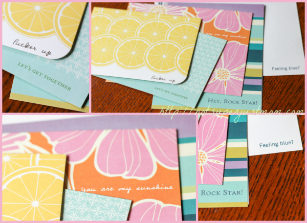 Pear Tree Greetings Stationery