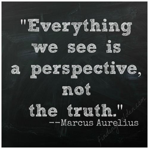perspective versus truth