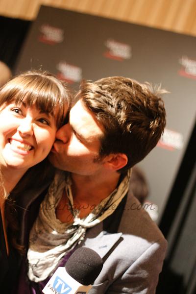 Daniel Gillies Kissed Me